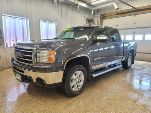 2010 GMC Sierra 1500 for sale at Sand's Auto Sales in Cambridge MN
