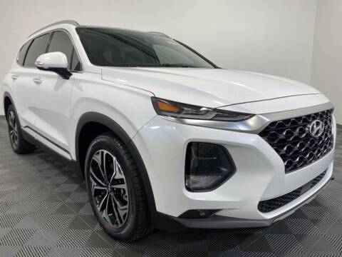 2019 Hyundai Santa Fe for sale at Renn Kirby Kia in Gettysburg PA