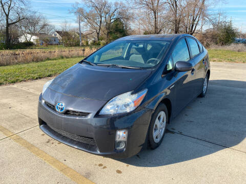 2010 Toyota Prius for sale at Mr. Auto in Hamilton OH