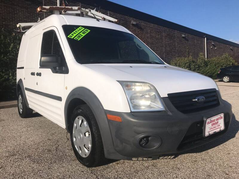 2011 Ford Transit Connect for sale at Classic Motor Group in Cleveland OH