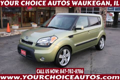 2011 Kia Soul for sale at Your Choice Autos - Waukegan in Waukegan IL