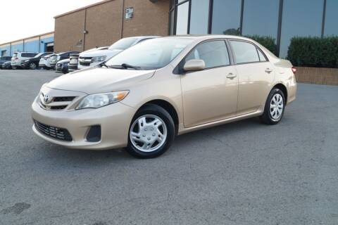 2011 Toyota Corolla for sale at Next Ride Motors in Nashville TN