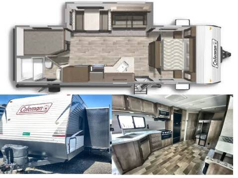 2020 Coleman Lantern 263BH for sale at S & M WHEELESTATE SALES INC - Camper in Princeton NC