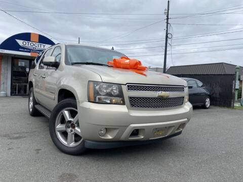 2007 Chevrolet Tahoe for sale at OTOCITY in Totowa NJ