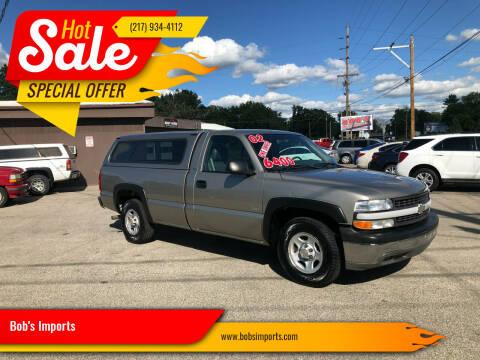 2002 Chevrolet Silverado 1500 for sale at Bob's Imports in Clinton IL