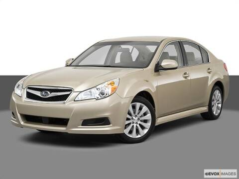 2010 Subaru Legacy for sale at PATRIOT CHRYSLER DODGE JEEP RAM in Oakland MD