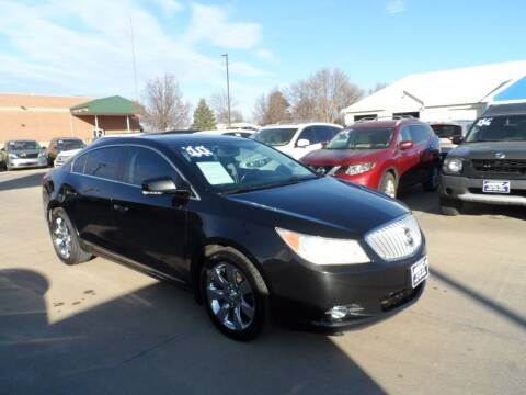 2010 Buick LaCrosse for sale at America Auto Inc in South Sioux City NE