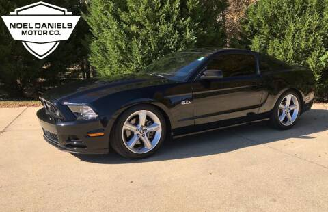 2014 Ford Mustang for sale at Noel Daniels Motor Company in Brandon MS