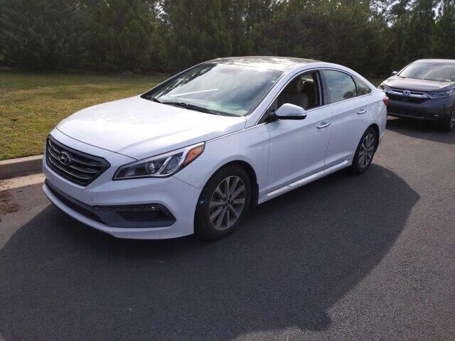 2016 Hyundai Sonata for sale at Lou Sobh Honda in Cumming GA
