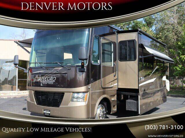 2009 Ford Motorhome Chassis for sale at DENVER MOTORS in Englewood CO