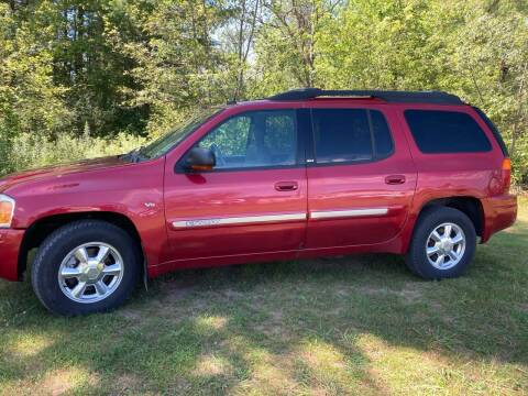 2004 GMC Envoy XL for sale at Expressway Auto Auction in Howard City MI
