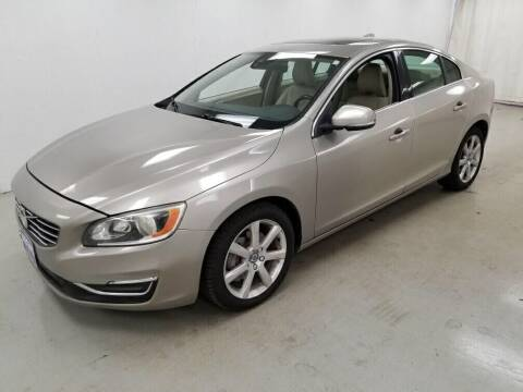 2016 Volvo S60 for sale at Kerns Ford Lincoln in Celina OH