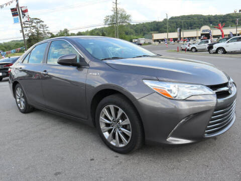 2016 Toyota Camry Hybrid for sale at Viles Automotive in Knoxville TN