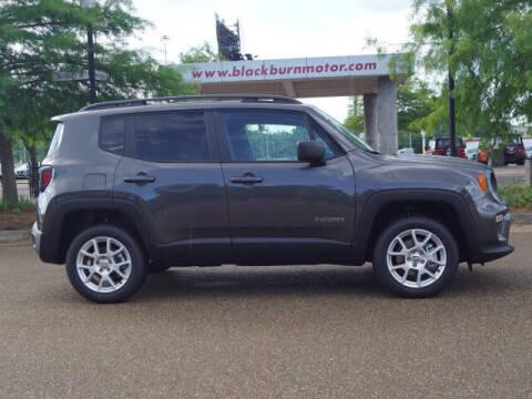2020 Jeep Renegade for sale at BLACKBURN MOTOR CO in Vicksburg MS