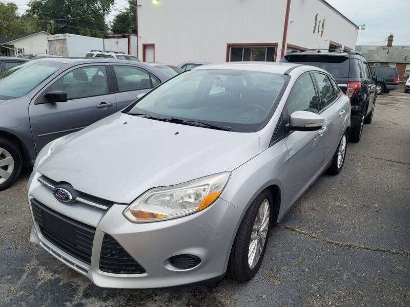 2014 Ford Focus for sale at J & J Used Cars inc in Wayne MI
