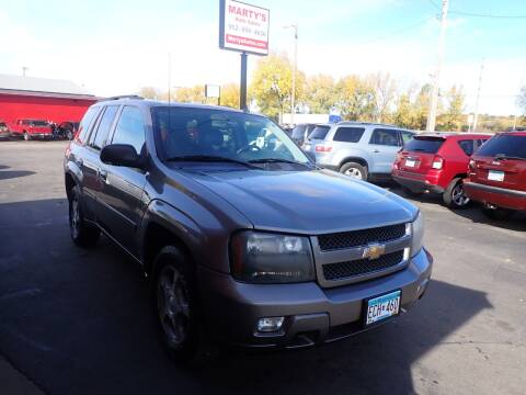 2006 Chevrolet TrailBlazer for sale at Marty's Auto Sales in Savage MN