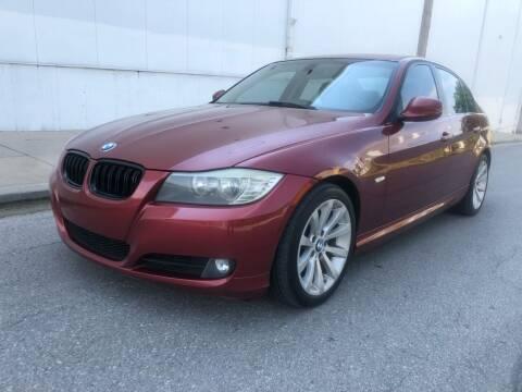 2011 BMW 3 Series for sale at WALDO MOTORS in Kansas City MO