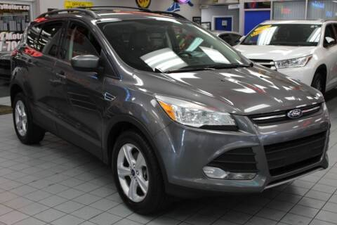 2013 Ford Escape for sale at Windy City Motors in Chicago IL