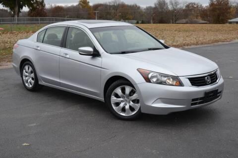 2008 Honda Accord for sale at GLADSTONE AUTO SALES    GUARANTEED CREDIT APPROVAL in Gladstone MO