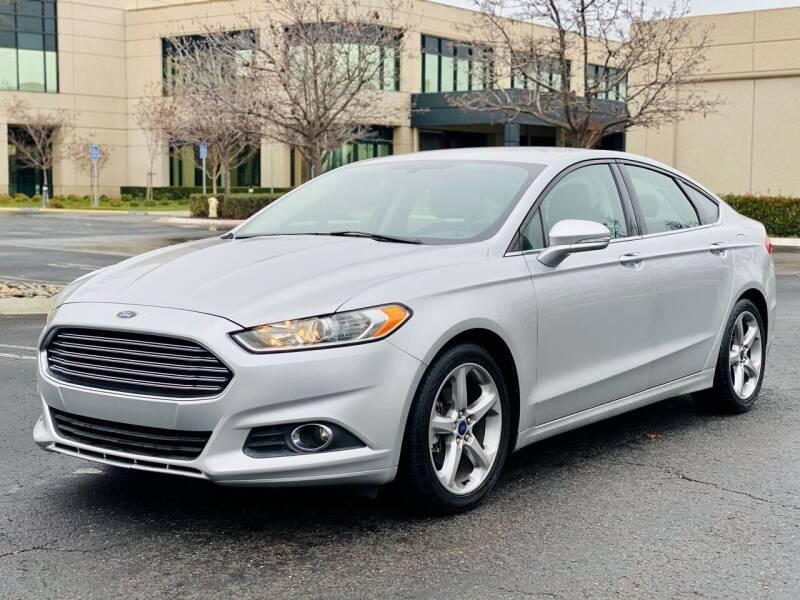 2015 Ford Fusion for sale at Silmi Auto Sales in Newark CA