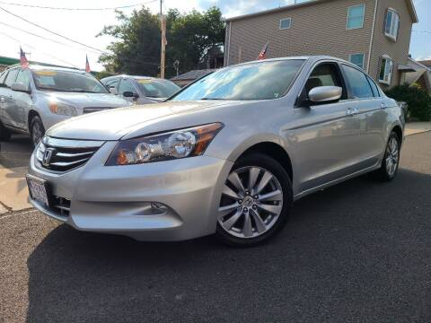 2011 Honda Accord for sale at Express Auto Mall in Totowa NJ