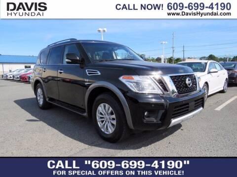 2017 Nissan Armada for sale at Davis Hyundai in Ewing NJ