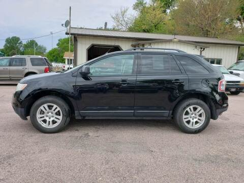 2008 Ford Edge for sale at RIVERSIDE AUTO SALES in Sioux City IA