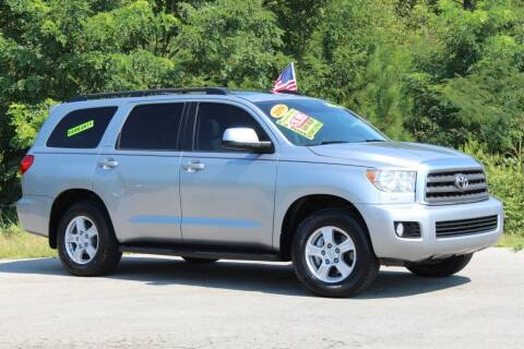 2014 Toyota Sequoia for sale at McMinn Motors Inc in Athens TN