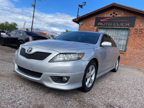 2010 Toyota Camry for sale at Auto Click in Tucson AZ
