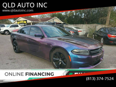 2016 Dodge Charger for sale at QLD AUTO INC in Tampa FL