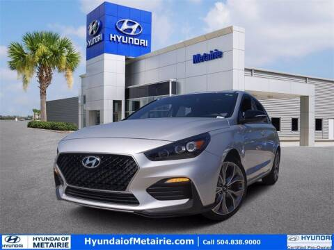 2019 Hyundai Elantra GT for sale at Metairie Preowned Superstore in Metairie LA