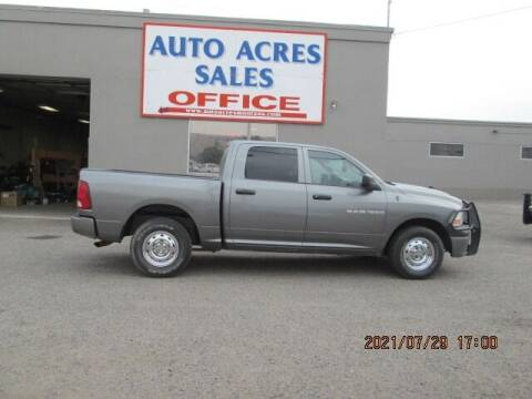 2011 RAM Ram Pickup 1500 for sale at Auto Acres in Billings MT