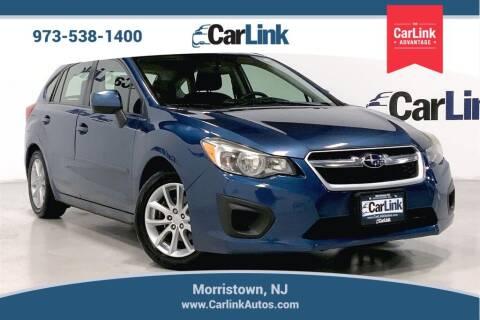 2012 Subaru Impreza for sale at CarLink in Morristown NJ