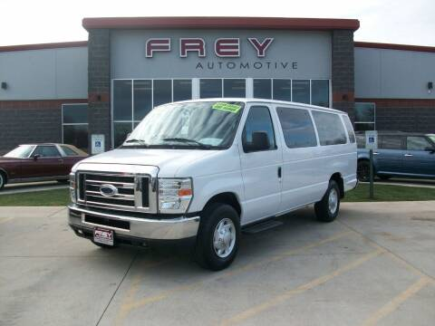 2012 Ford E-Series Wagon for sale at Frey Automotive in Muskego WI