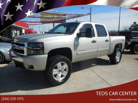 2008 Chevrolet Silverado 1500 for sale at TEDS CAR CENTER in Athens AL