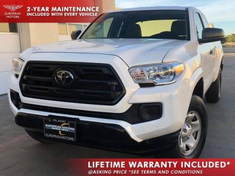 2018 Toyota Tacoma for sale at European Motors Inc in Plano TX