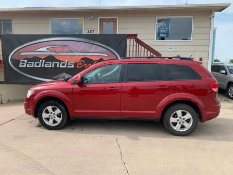 2010 Dodge Journey for sale at Badlands Brokers in Rapid City SD