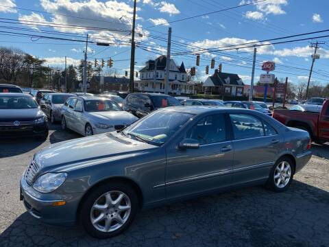2006 Mercedes-Benz S-Class for sale at Masic Motors, Inc. in Harrisburg PA