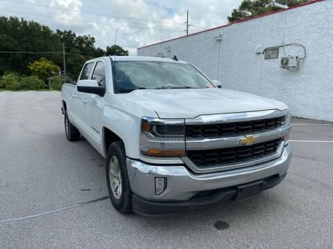 2018 Chevrolet Silverado 1500 for sale at LUXURY AUTO MALL in Tampa FL
