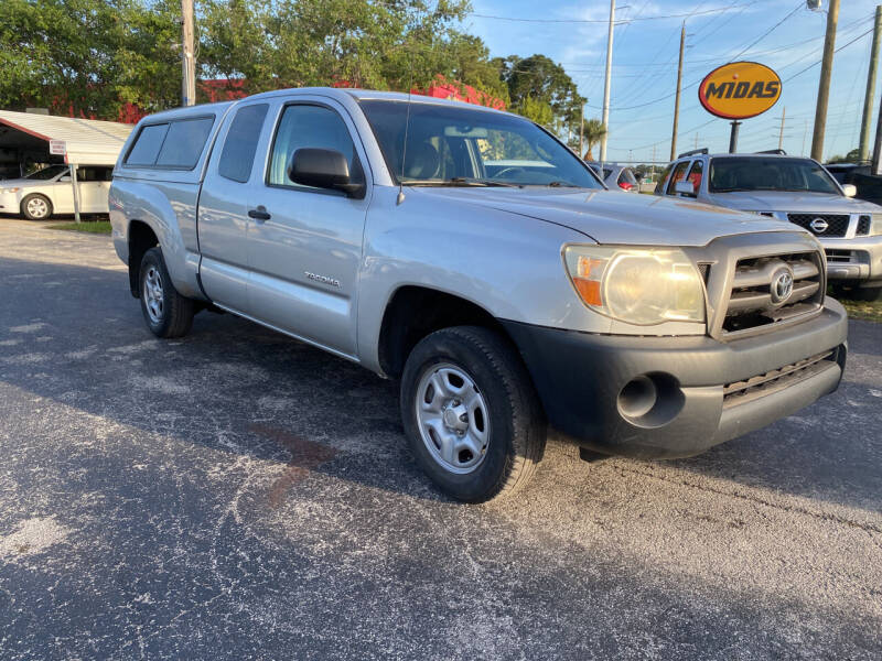 2009 Toyota Tacoma for sale at Coastal Auto Ranch, Inc. in Port Saint Lucie FL