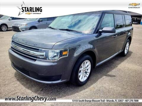 2019 Ford Flex for sale at Pedro @ Starling Chevrolet in Orlando FL