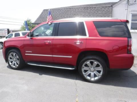 2015 GMC Yukon for sale at Rob Co Automotive LLC in Springfield TN