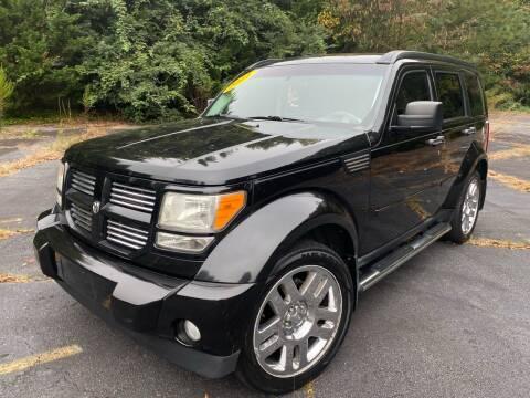 2011 Dodge Nitro for sale at Peach Auto Sales in Smyrna GA