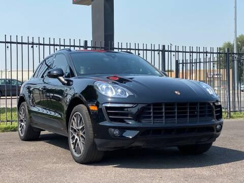 2018 Porsche Macan for sale at Avanesyan Motors in Orem UT