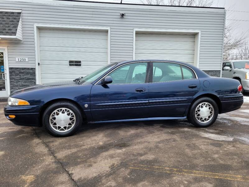 2004 Buick LeSabre for sale at Finish Line Auto Sales Inc. in Lapeer MI