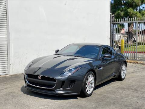 2017 Jaguar F-TYPE for sale at Corsa Exotics Inc in Montebello CA