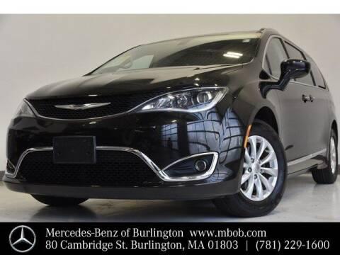 2018 Chrysler Pacifica for sale at Mercedes Benz of Burlington in Burlington MA