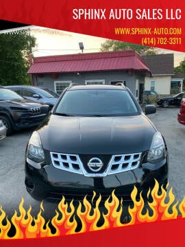 2014 Nissan Rogue Select for sale at Sphinx Auto Sales LLC in Milwaukee WI