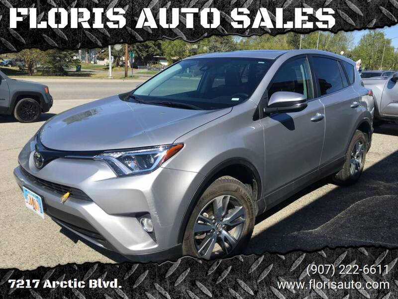 2018 Toyota RAV4 for sale at FLORIS AUTO SALES in Anchorage AK