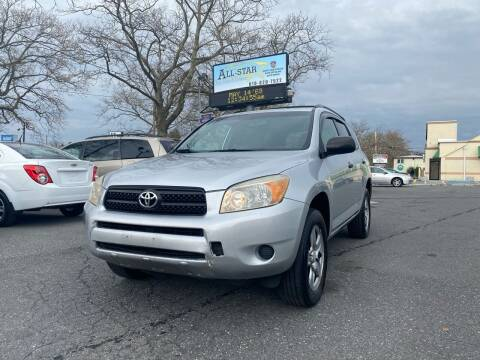 2006 Toyota RAV4 for sale at All Star Auto Sales and Service LLC in Allentown PA
